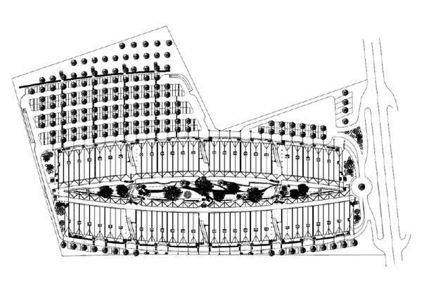 Immagine n4 - Planimetria - Planimetria generale - Asta 4235