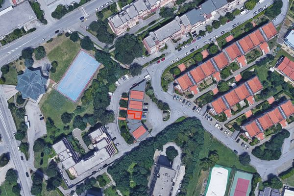Immagine n0 - Planimetria - Vista aerea - Asta 4241