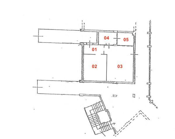 Immagine n0 - Planimetria - Piano primo - Asta 4241