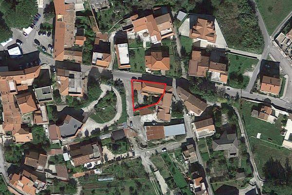 Immagine n0 - Planimetria - Vista aerea - Asta 4306