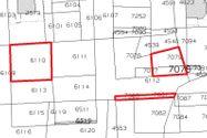 Immagine n3 - Area edificabile di 441 mq in zona residenziale - Asta 4418