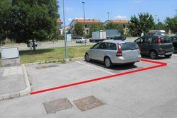 Due posti auto (sub 1-2) in zona residenziale - Lotto 4431 (Asta 4431)