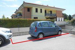 Un posto auto (sub 28) in zona residenziale - Lotto 4432 (Asta 4432)