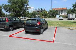 Un posto auto (sub 4) in zona residenziale - Lotto 4433 (Asta 4433)
