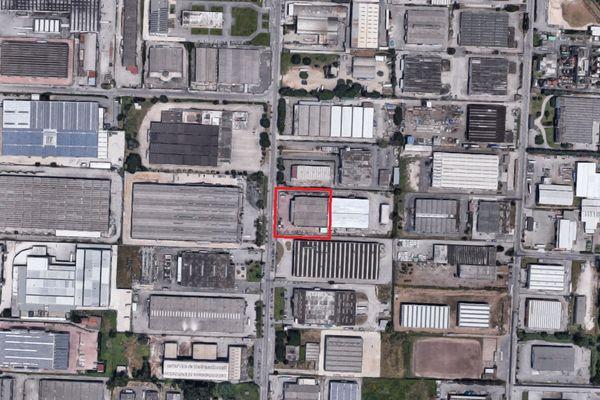 Immagine n0 - Planimetria - Vista aerea - Asta 4434