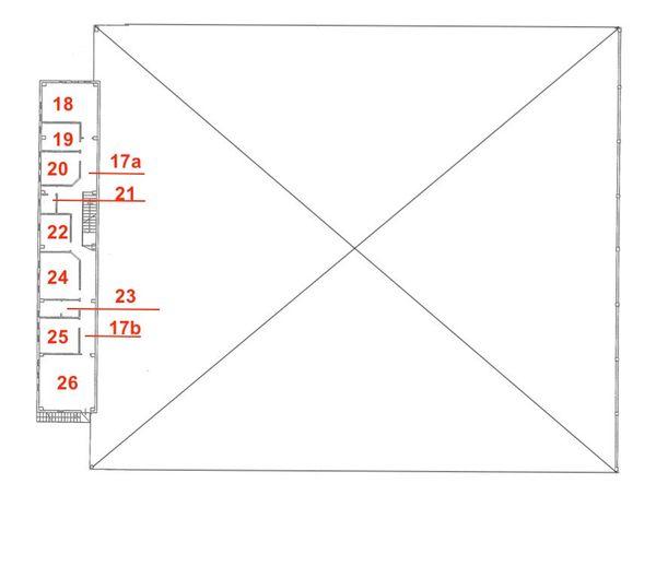 Immagine n0 - Planimetria - Piano primo - Asta 4434