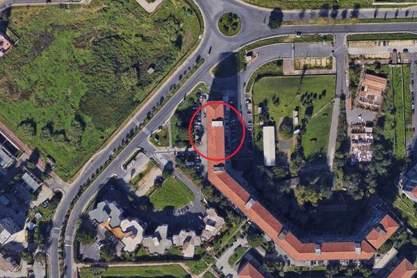 Immagine n0 - Planimetria - Vista aerea - Asta 4447