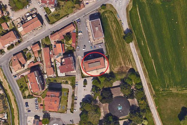 Immagine n0 - Planimetria - Vista aerea - Asta 4475