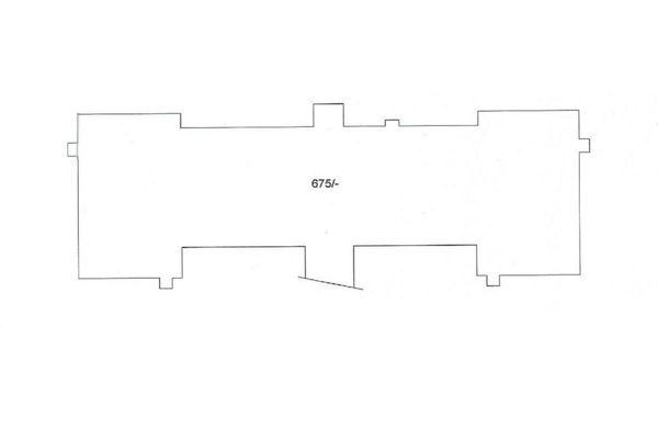 Immagine n4 - Planimetria - Piano interrato - Asta 4497