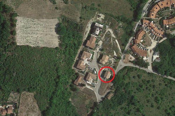 Immagine n0 - Planimetria - Vista aerea - Asta 4501