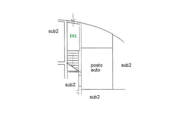 Immagine n1 - Planimetria - Piano terra - Asta 4501