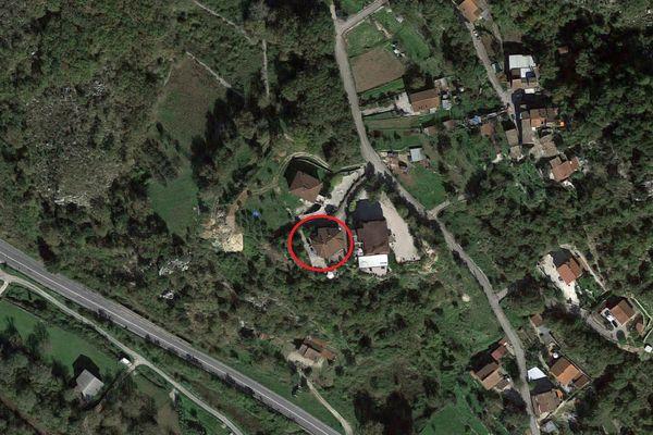 Immagine n0 - Planimetria - Vista aerea - Asta 4514