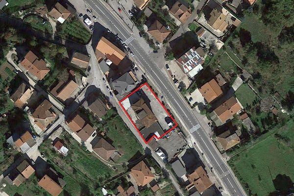 Immagine n0 - Planimetria - Vista aerea - Asta 4515