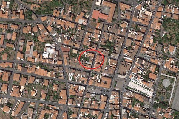 Immagine n0 - Planimetria - Vista aerea - Asta 4539