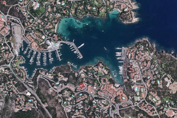 Immagine n2 - Planimetria - Vista aerea - Asta 4602