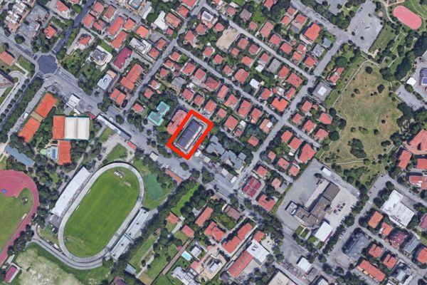 Immagine n0 - Planimetria - Vista aerea - Asta 4605