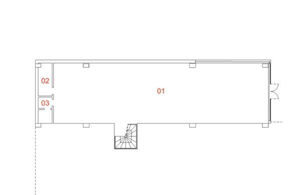 Immagine n0 - Planimetria - Piano terra - Asta 4624