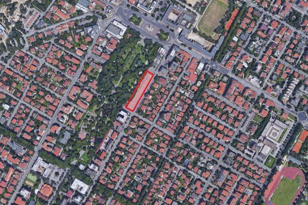 Immagine n1 - Planimetria - Vista aerea - Asta 4637