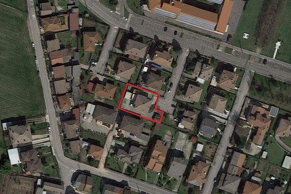 Immagine n0 - Planimetria - Vista aerea - Asta 4674
