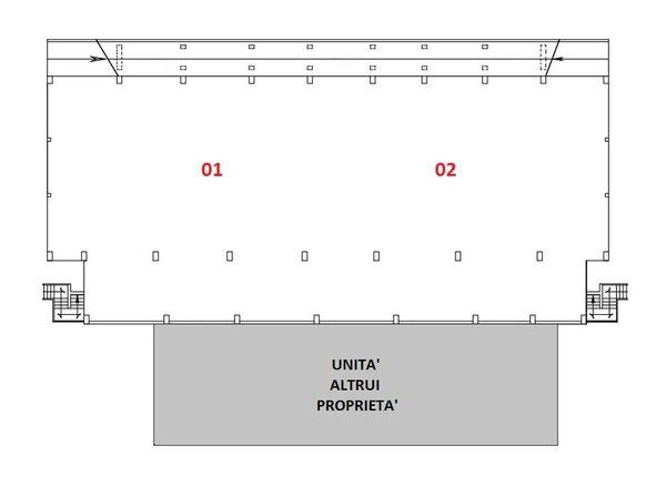 Immagine n1 - Planimetry - Ground floor - Asta 4724