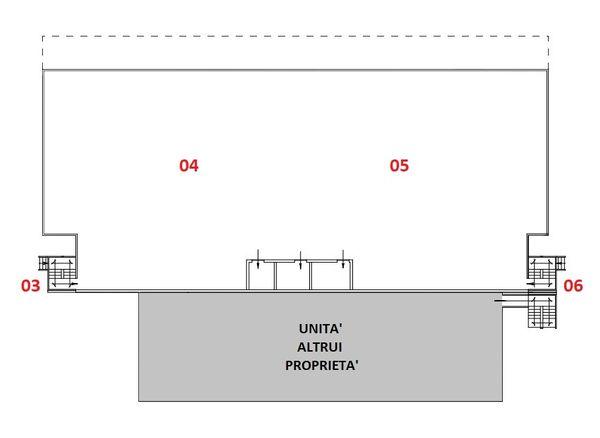 Immagine n0 - Planimetry - Second floor - Asta 4724