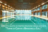 Immagine n0 - Quota 38,41% del capitale di Terme di Cervia e Brisighella Srl - Asta 4726