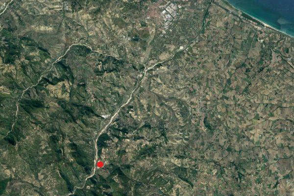 Immagine n0 - Planimetria - Vista aerea - Asta 4736