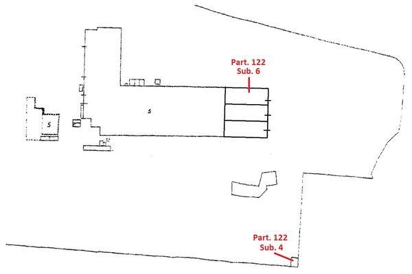 Immagine n1 - Planimetria - Localizzazione - Asta 4736