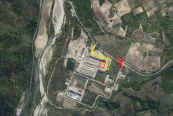 Porzione di capannone industriale