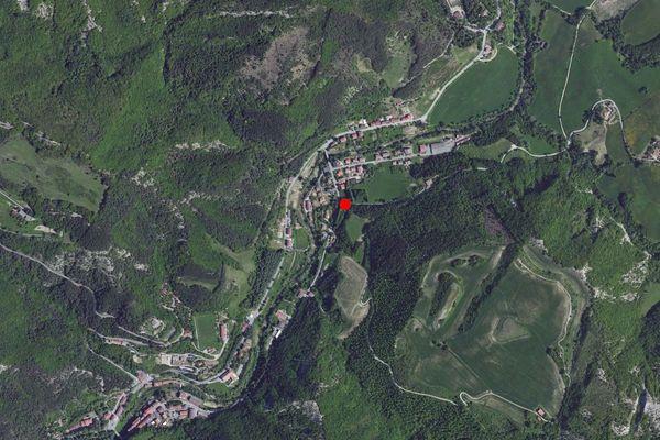 Immagine n0 - Planimetria - Vista aerea - Asta 477