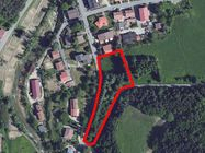Immagine n1 - Terreno edificabile con area di rispetto ambientale - Asta 477