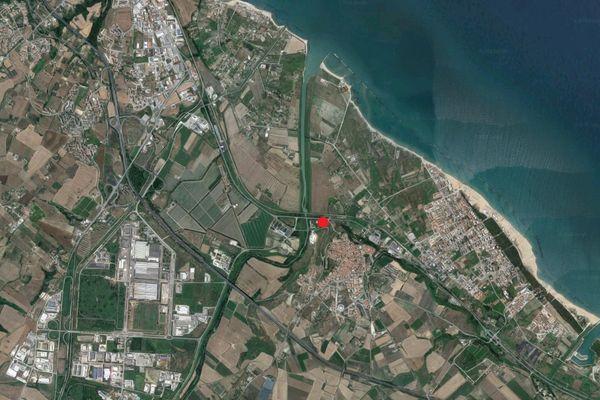 Immagine n1 - Planimetria - Vista aerea - Asta 4779