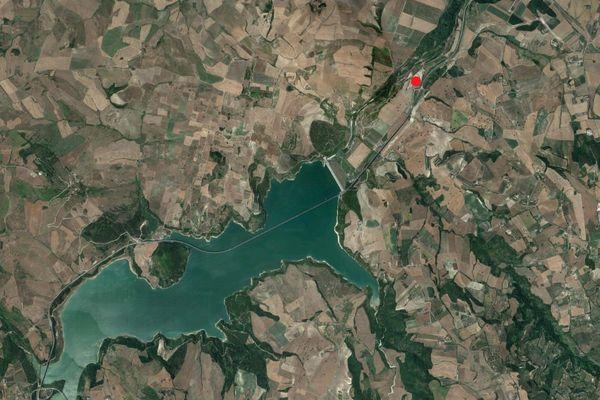 Immagine n0 - Planimetria - Vista aerea - Asta 4780