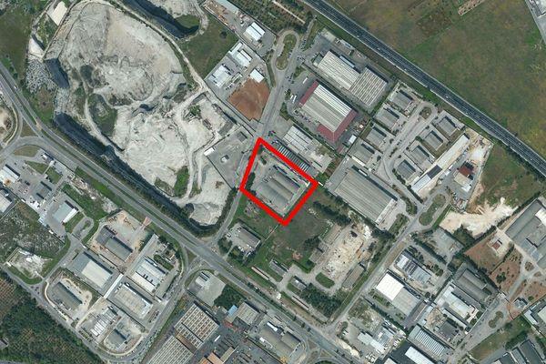 Immagine n1 - Planimetria - Vista aerea - Asta 479