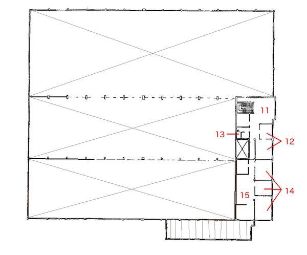 Immagine n4 - Planimetria - Piano primo - Asta 479