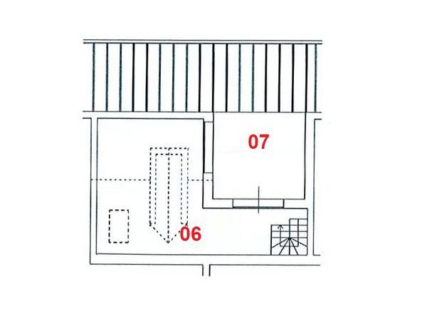 Immagine n0 - Planimetria - Piano Sottotetto - Asta 4791