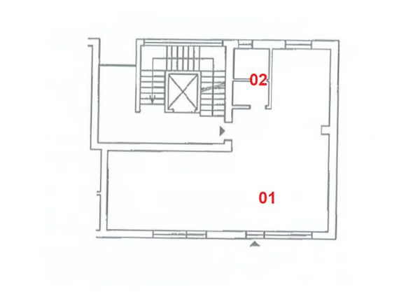 Immagine n1 - Planimetria - Piano Terra - Asta 4795