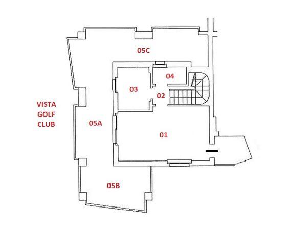 Immagine n0 - Planimetry - First floor - Asta 4819