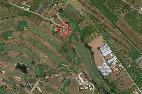 Immagine n0 - Planimetria - Vista aerea - Asta 4822