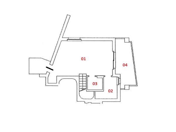 Immagine n0 - Planimetria - Piano primo - Asta 4823