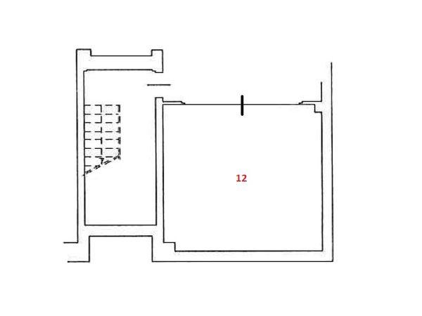 Immagine n0 - Planimetria - Piano interrato - Asta 4824