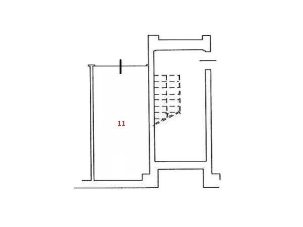 Immagine n0 - Planimetria - Piano interrato - Asta 4825