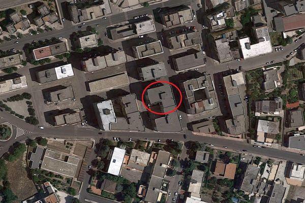 Immagine n0 - Planimetria - Vista aerea - Asta 4879