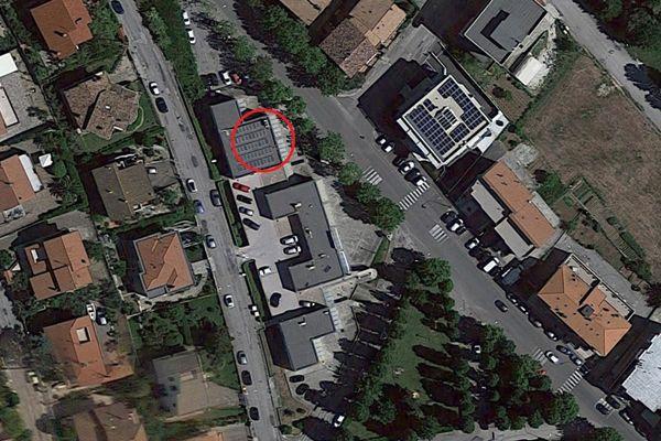 Immagine n0 - Planimetry - Aerial view - Asta 4881