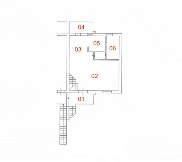 Immagine n0 - Planimetria - Piano primo - Asta 4894