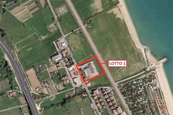 Immagine n2 - Planimetria - Vista aerea - Asta 4901