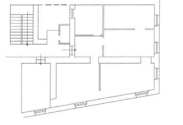 Immagine n0 - Planimetria - Piano Secondo - Asta 4931