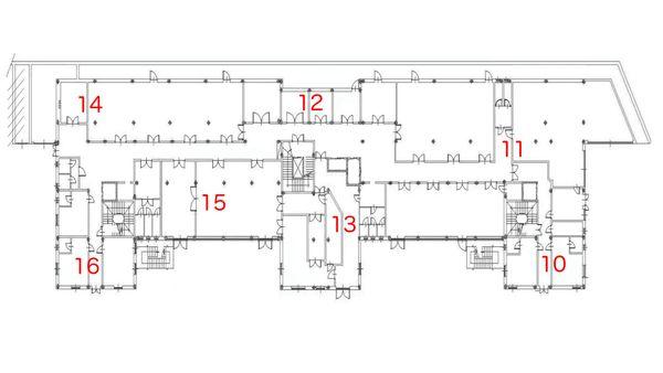 Immagine n6 - Planimetria - Piano sottostrada - Asta 494