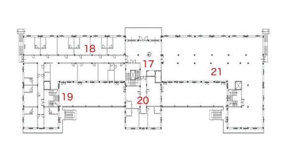 Immagine n4 - Planimetria - Piano primo - Asta 494