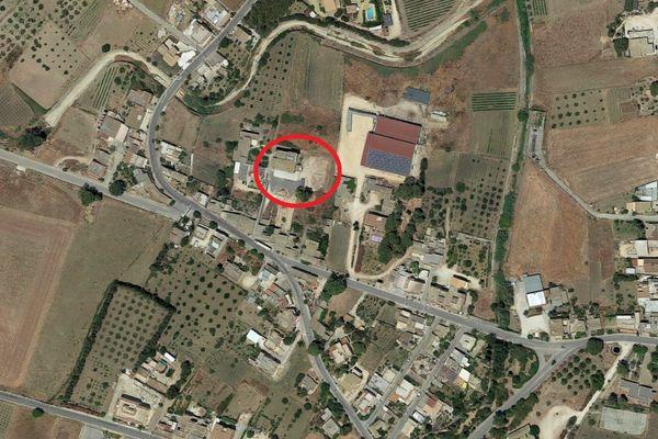 Immagine n0 - Planimetria - Vista aerea - Asta 4964